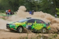 Luces y sombras en el evento candidato del Safari Rally