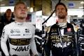 """Un nuevo lío de Grosjean y Magnussen enfada a Steiner: """"Dejé claro qué no había que hacer"""""""