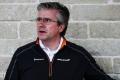 Pat Fry abandona McLaren nueve meses después de su llegada
