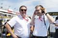 """Zak Brown: """"Ahora McLaren tiene a un líder en Andreas Seidl"""""""