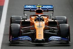 Análisis de clasificación: los mejores tiempos de McLaren, en Q1