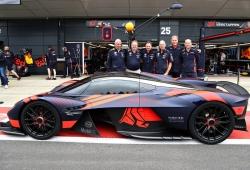 Aston Martin valora contar con Verstappen para Le Mans