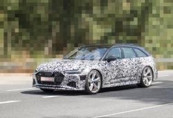 La nueva generación del Audi RS 6 Avant 2020 vuelve a dejarse ver en pruebas