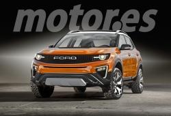 Así será el futuro Ford 'Baby Bronco', sea cual sea su nombre