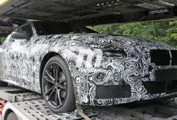 ¡Cazado! Un prototipo del nuevo BMW Serie 4 Coupé es finalmente avistado