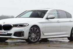 El nuevo BMW Serie 5 G30 LCI (facelift) tendrá este aspecto