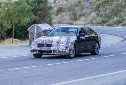 El desarrollo del facelift del BMW Serie 5 Berlina LCI 2021 se traslada a España