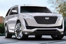 El Cadillac Escalade tendrá una versión deportiva con el motor V8 LT4 del Camaro ZL1