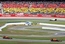Así te hemos contado los entrenamientos libres del GP de Alemania de F1 2019