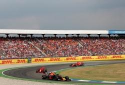 Así te hemos contado el GP de Alemania de F1 2019