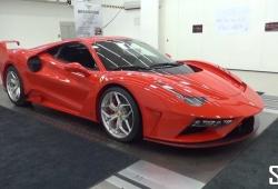 El extraño Ferrari 7X Design GTO Vision es una oda al pasado de la marca