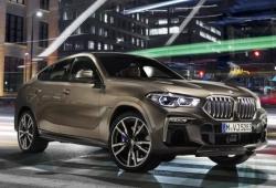 Filtrado el nuevo BMW X6, así luce la nueva generación del SUV Coupé