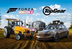Forza Horizon 4 estrena una actualización gratuita para seguidores de Top Gear