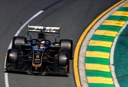 Grosjean volverá a la especificación del VF-19 de Australia en Silverstone