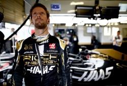 Haas desmiente los rumores y confirma que Grosjean estará en Alemania