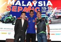Hafizh Syahrin será 'wild card' del WTCR en Sepang