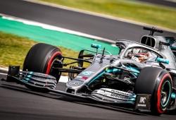 Hamilton gana una carrera colosal marcada por el duelo Leclerc-Verstappen