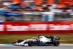 Hamilton conquista otra pole y Ferrari sufre otra pesadilla