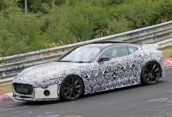 El futuro Jaguar F-Type Coupé 2021 ya está rodando en Nürburgring