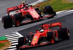 """Leclerc no puede con los Mercedes, Vettel desaparece en combate: """"Al menos pasé a Q3"""""""