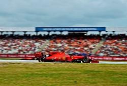 Leclerc repite como el más rápido en los últimos libres en Hockenheim