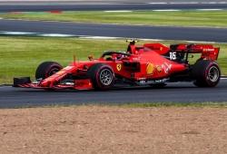 Leclerc y Vettel superan a Hamilton y a las adversidades antes de la clasificación