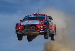 Lista de inscritos del Rally de Finlandia del WRC 2019