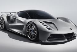Lotus Evija, entra en escena el coche de calle más potente del mundo