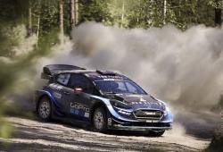 M-Sport afronta el Rally de Finlandia sin Hayden Paddon