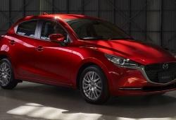 El Mazda2 se pone al día estrenando imagen y otras muchas novedades