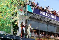 Melbourne extiende su contrato con la F1 hasta 2025