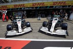 Mercedes muestra su decoración especial por sus 125 años en las carreras