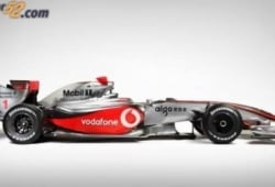 Monoplaza McLaren-Mercedes MP4-24