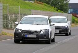 Nuevas fotos espía muestran el lavado de cara del Opel Insignia GSi 2020