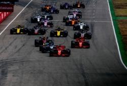 Con Norris y Vettel sancionados, así queda la parrilla del GP de Alemania