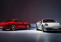 Desvelado el nuevo Porsche 911 Carrera, en formato Coupé y Cabrio