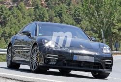 Porsche avanza en el desarrollo del nuevo Panamera Sport Turismo