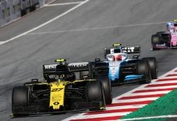 """Renault espera que los """"extraños"""" problemas de Austria sean un caso aislado"""