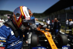 """Sainz, ante su debut en casa de McLaren: """"Depende de nosotros mantener la ventaja"""""""