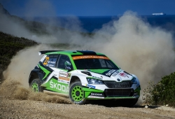 Skoda vs. M-Sport, el duelo en WRC2 Pro llega a Finlandia