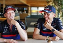 Tost pide a Red Bull que mantenga a Kvyat y Albon en Toro Rosso en 2020