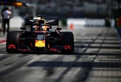 Verstappen comienza lejos y Gasly sufre un accidente en Hockenheim