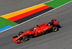 """Vettel: """"Hay bastante margen para ir más rápido"""""""
