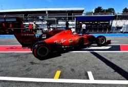 Vettel y Leclerc mandan sobre Mercedes en los primeros libres en Hockenheim