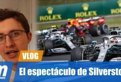 [Vídeo] El espectáculo de Silverstone