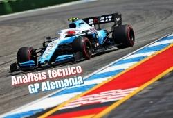 [Vídeo] F1 2019: análisis técnico del GP de Alemania