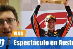 [Vídeo] La gran batalla entre Verstappen y Leclerc