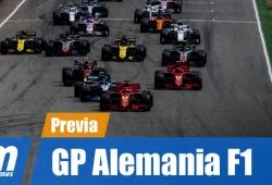 [Vídeo] Previo del GP de Alemania de F1 2019
