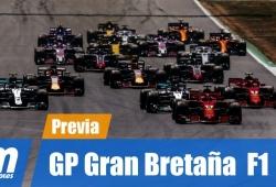 [Vídeo] Previo del GP de Gran Bretaña de F1 2019