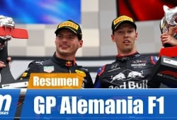 [Vídeo] Resumen del GP de Alemania de F1 2019